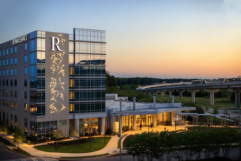 Gateway center aerotropolis atlanta renaissance hotel gateway malvernweather Images