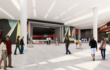 Gateway Center Inside