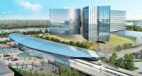 Airport City rendering