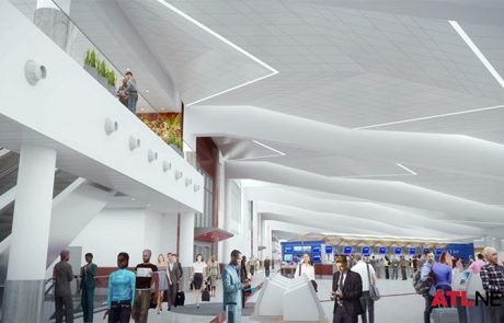 Airport City - Airport Ticketing Area