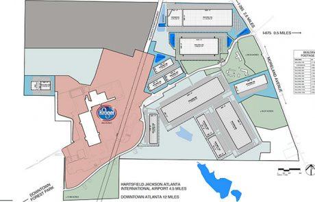 Fort Gillem - Logistics Center