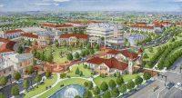 Fort McPherson development rendering