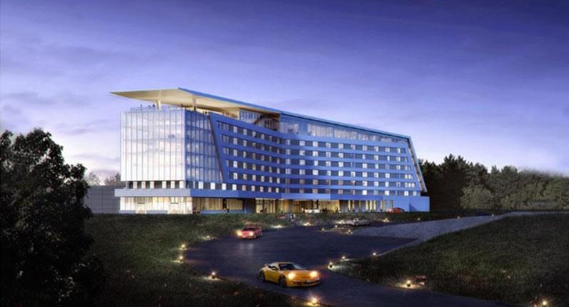 Porsche Solis Hotel Aerotropolis Atlanta