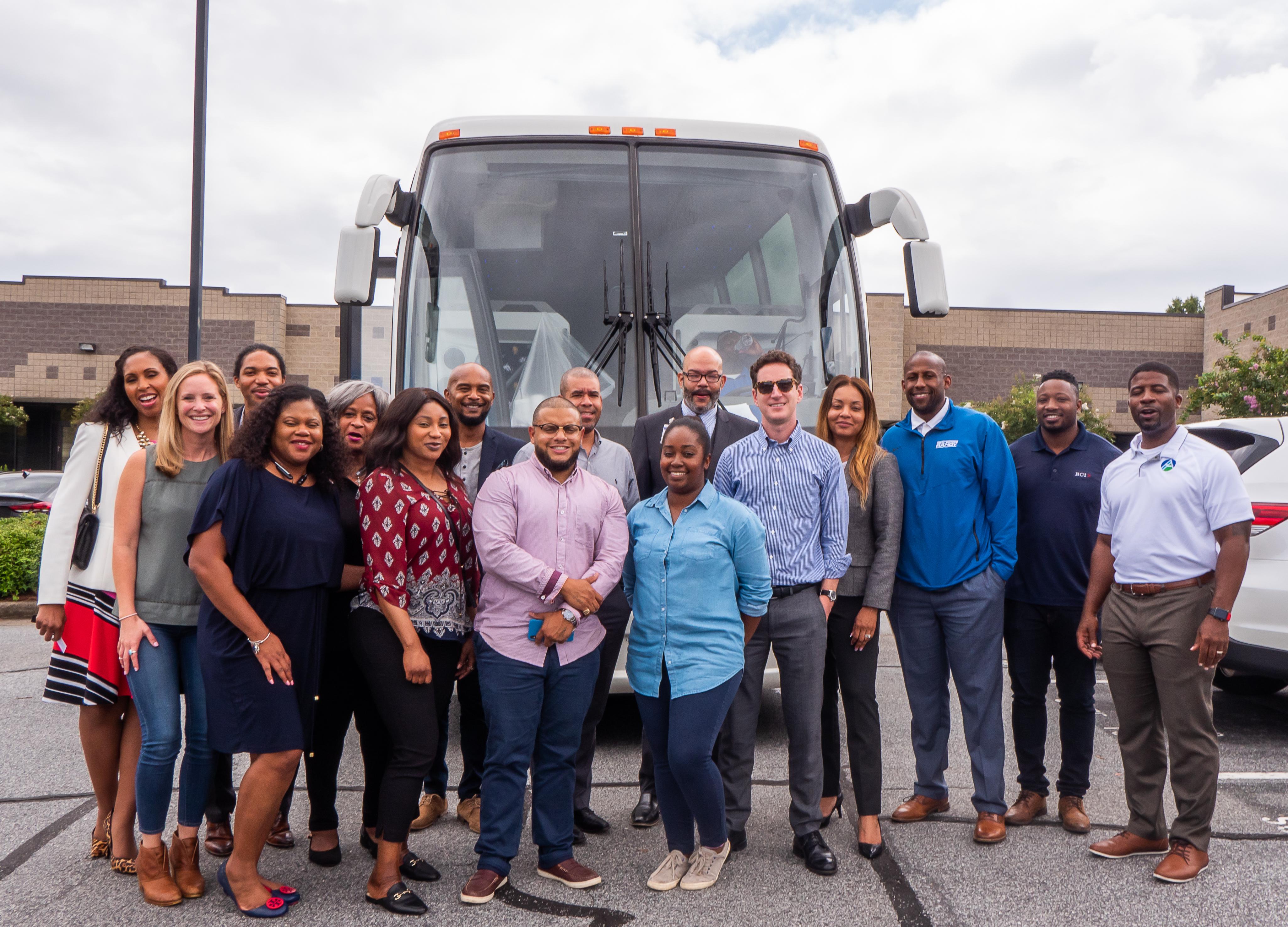 South Fulton County Bus Tour